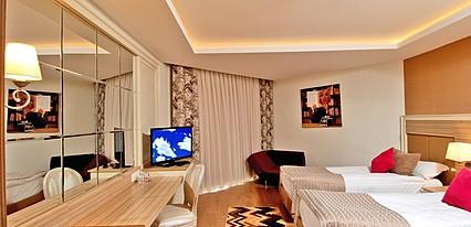 Delphin Deluxe Resort Oda