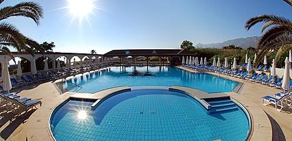 Deniz Kızı Hotel Havuz / Deniz