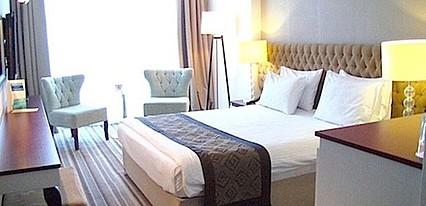 Deniz Kızı Hotel Oda