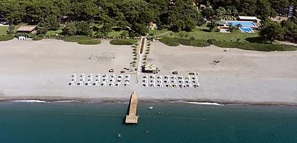 Denizatı Tatil Köyü Genel Görünüm
