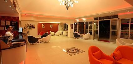 Destina Hotel Genel Görünüm