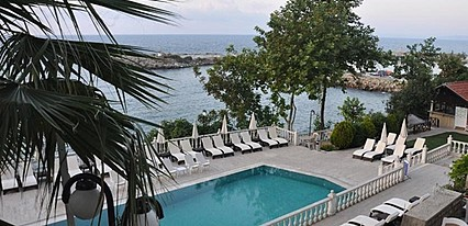 Diapolis Hotel Havuz / Deniz