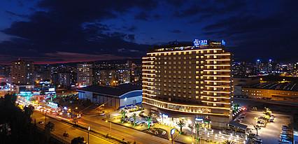 Divan Hotel Mersin Genel Görünüm