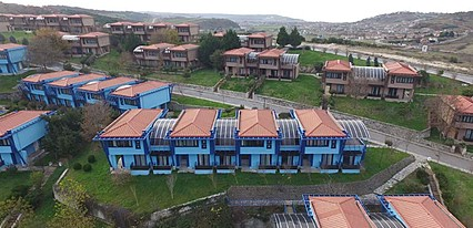 Doğa Tatil Köyü Şile Genel Görünüm