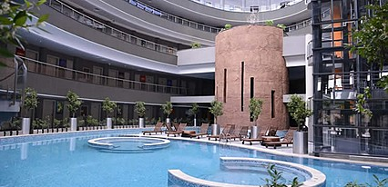 Doğa Thermal Hotel Havuz / Deniz