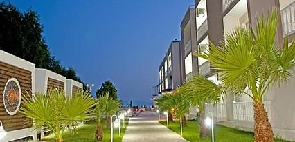 Doğan Beach Resort Hotel Genel Görünüm