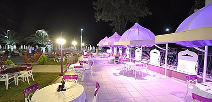 Dora Beach Hotel Yeme / İçme