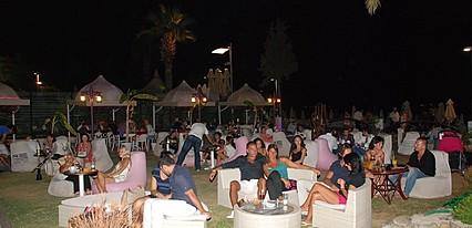 Dora Beach Hotel Genel Görünüm