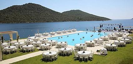 Doria Hotel Yacht Club Kas Genel Görünüm