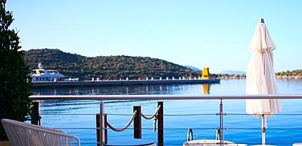 Doria Hotel Yacht Club Kas Havuz / Deniz