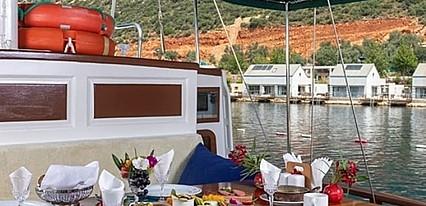 Doria Hotel Yacht Club Kas Yeme / İçme