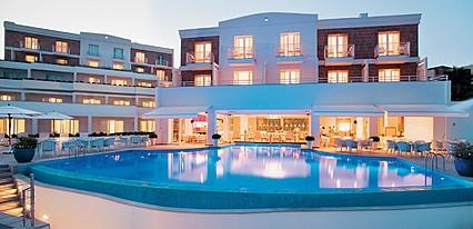 Doria Hotel Genel Görünüm