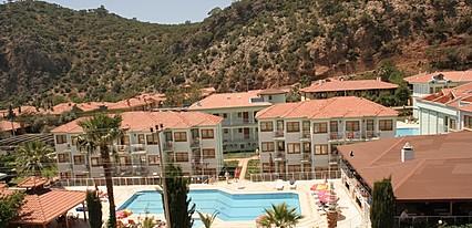 Dorian Hotel Genel Görünüm
