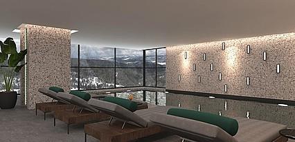 Dorukkaya Ski & Mountain Resort Havuz / Deniz