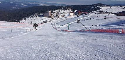 Dorukkaya Ski & Mountain Resort Genel Görünüm
