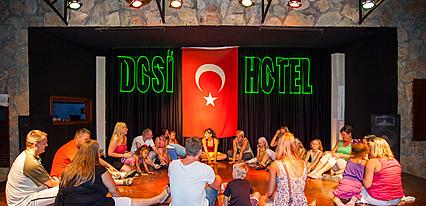 Dosi Hotel Genel Görünüm