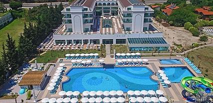 Dosinia Luxury Resort Genel Görünüm