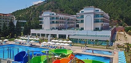 Dosinia Luxury Resort Havuz / Deniz