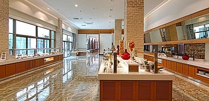 Dosinia Luxury Resort Yeme / İçme