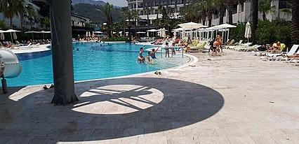 DoubleTree by Hilton Kemer Havuz / Deniz