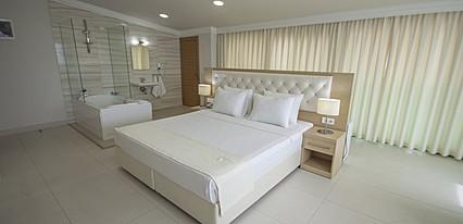 Dragut Point North Hotel Oda