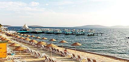 Duja Bodrum Otel Havuz / Deniz