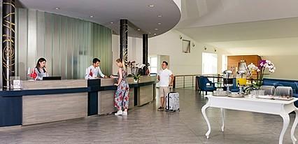 Duja Bodrum Otel Genel Görünüm