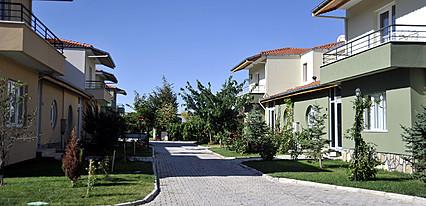 Dündar Termal Boutique Villa Otel Genel Görünüm