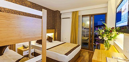 Eftalia Aytur Hotel Oda