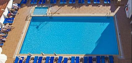 Eftalia Aytur Hotel Havuz / Deniz