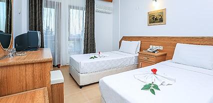 Ekici Hotel Oda