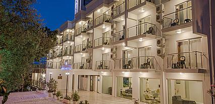 Ekici Hotel Genel Görünüm