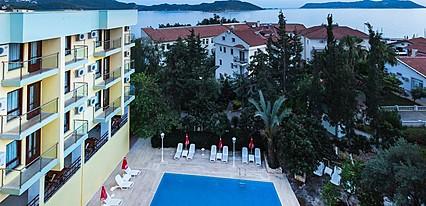 Ekici Hotel Havuz / Deniz