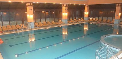 Ekinata Grand Toprak Hotel Havuz / Deniz