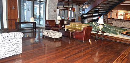 Ekinata Grand Toprak Hotel Genel Görünüm