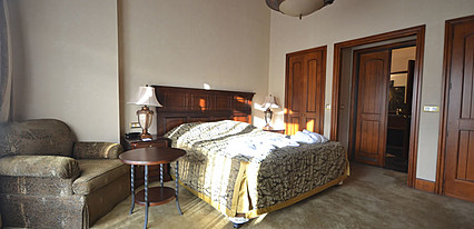 Ekinata Grand Toprak Hotel Oda