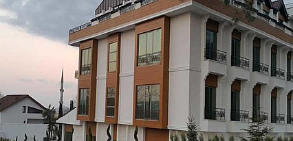 El Garden Hotel & Residence Genel Görünüm