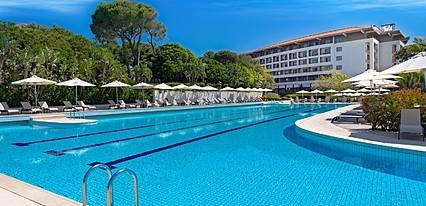 Ela Quality Resort Hotel Havuz / Deniz