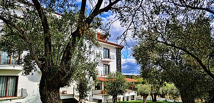 Elaia Thermal & Spa Hotel Genel Görünüm