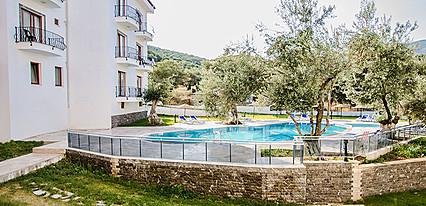 Elaia Thermal & Spa Hotel Havuz / Deniz