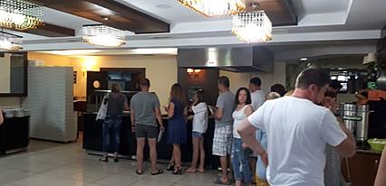Elamir Magic Dream Otel Yeme / İçme