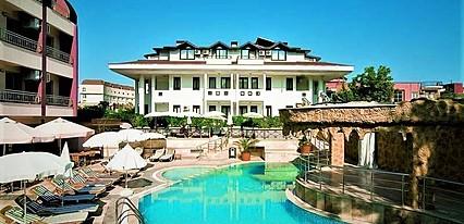 Elamir Magic Dream Otel Havuz / Deniz