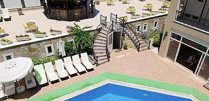 Elamir Park Otel Havuz / Deniz