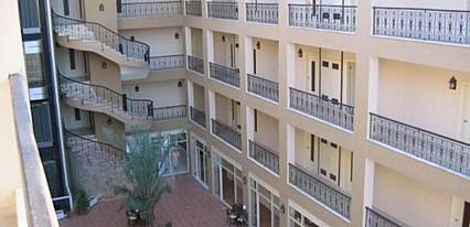 Elamir Park Otel Genel Görünüm