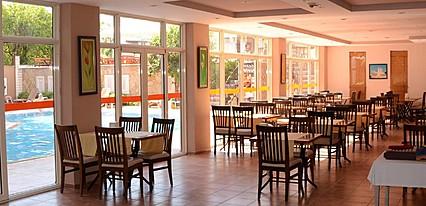 Elamir Park Otel Yeme / İçme