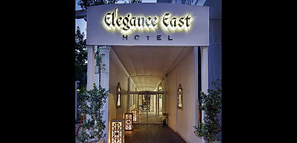 Elegance East Hotel Genel Görünüm