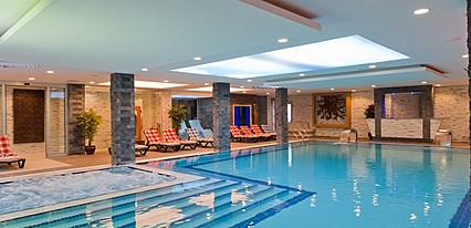Elegance Resort Hotel Spa & Wellness Aqua Havuz / Deniz