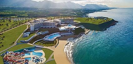 Elexus Hotel Resort Spa Casino Genel Görünüm