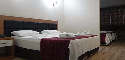 Elit Basaran Hotel Oda