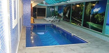 Elit Basaran Hotel Havuz / Deniz